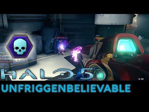 Halo 5: Guardians - Unfriggenbelievable with BRBlissful SlumberPhaeton Helios