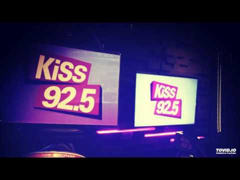 Will Menzies KiSS 925 Announcing Demo February 2016