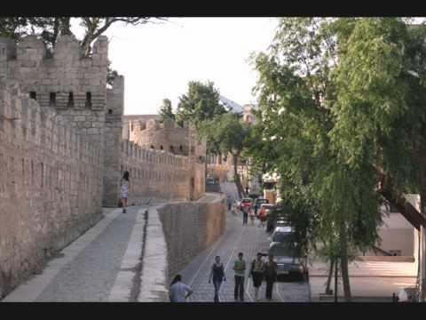 Old city BAKU, Azerbaijan