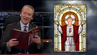 Real Time with Bill Maher: The King Trump Bible (HBO)