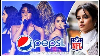 Fifth Harmony & Camila Cabello - Super Bowl Halftime Show (Fan made)
