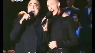Vitas and Demis Roussos - Goodbye my love goodbye lyrics