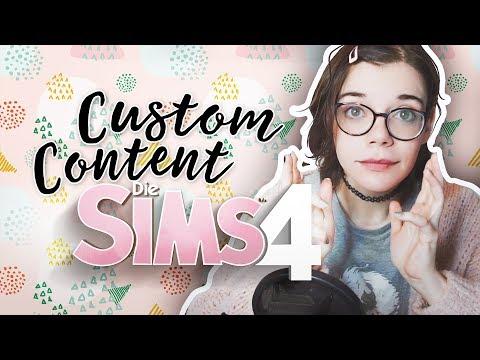 SIMS 4: Mein CC + Eigenen Custom Content erstellen & reparieren