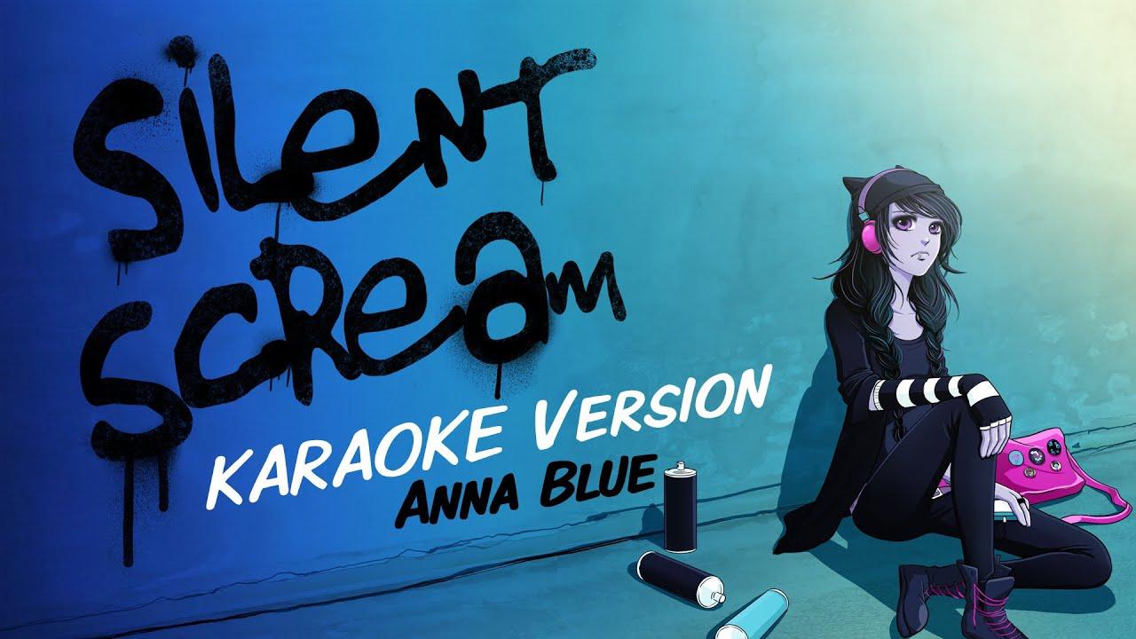 Anna Blue Silent Scream