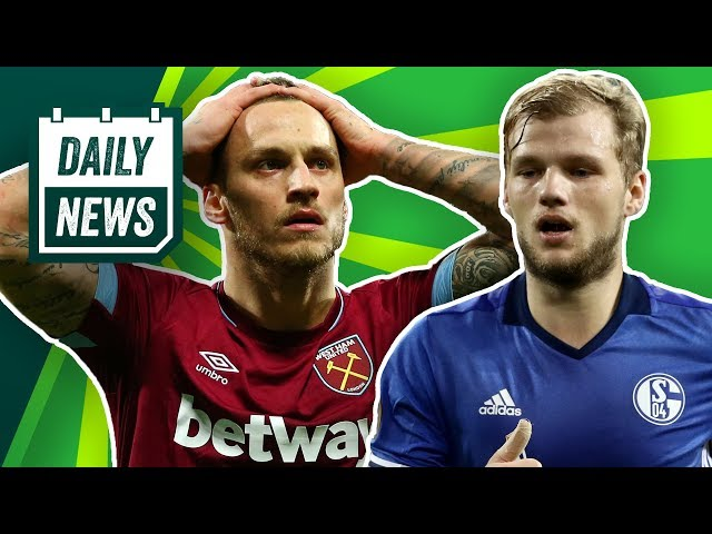 Köln holt Geis von Schalke! Arnautovic erpresst Transfer? Batshuayi zum AS Monaco? Daily News