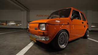 Fiat 126p fanta