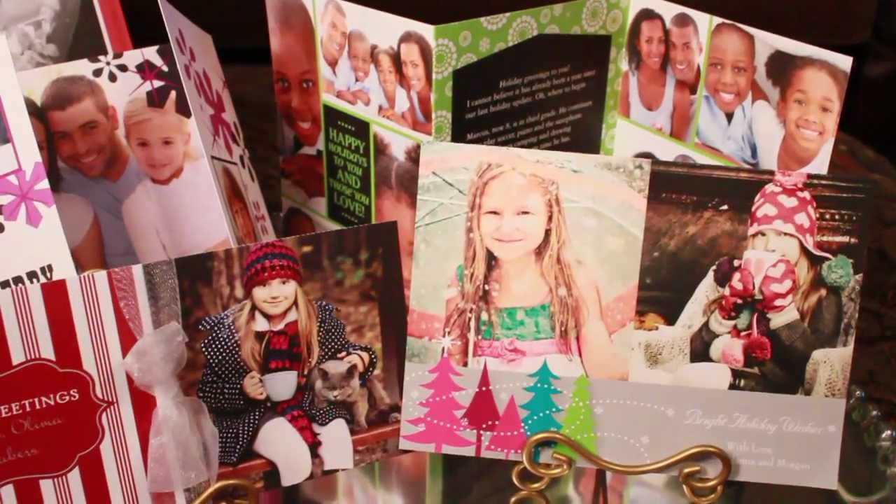 Holiday Greeting Cards By Midesign Michaels Jean M Youtube