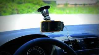 FIX2CAR® Flex-arm Holder for iPhone 4/4S (w.COVER) [Teaser]