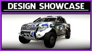 Forza Horizon 2 - Design Showcase - 2014 Ford Ranger T6 Rally Raid