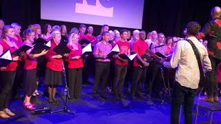 Hold Back - Sing Choir at The Burrell Theatre July 2018