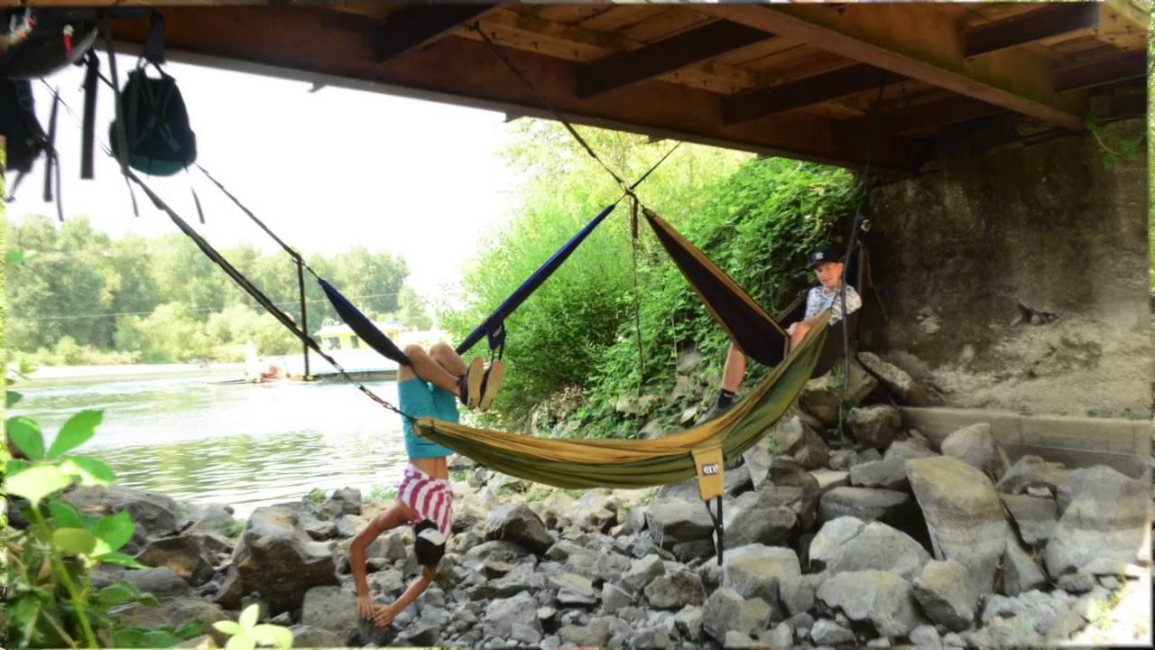 eno bridge hammock session   youtube  rh   youtube