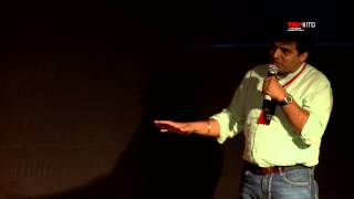 Peer Pressure - The slowest suicide | Amit Tandon | TEDxIIITD