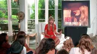 Taylor Swift Web Chat and G+ Hangout