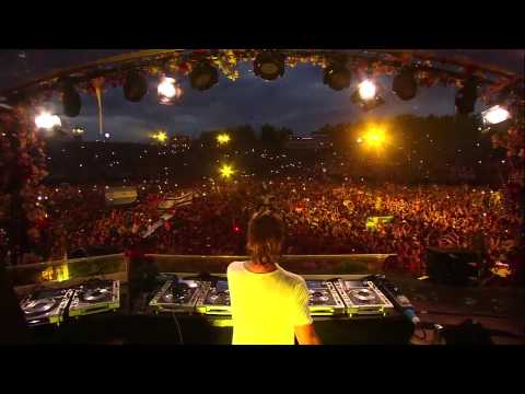 Tomorrowland 2013 - Axwell - Don't You Worry Child - Swedish House Mafia - live HD
