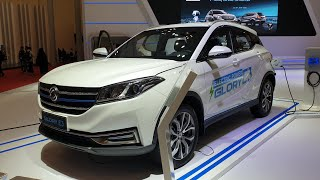 DFSK Glory E3 Prototype Electric Vehicle 2019 In Depth Review Indonesia #GIIAS2019