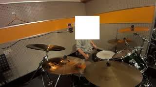 藍坊主のコーヒーカップと僕の部屋のドラムコピー動画です。