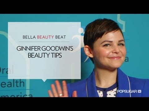 Ginnifer Goodwin on Making Her Own Shampoo and (Not) Growing Out Her Hair | Beauty Beat