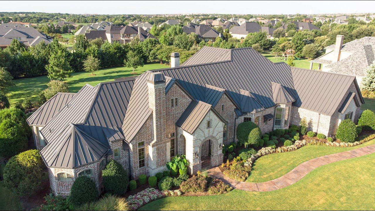 Standing Seam Metal Roofing in Dallas, TX - Designer Roofing