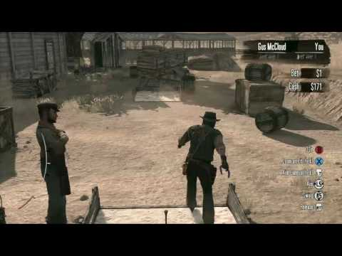 Achievement Guide: Red Dead Redemption - What About Hand Grenades?   Rooster Teeth