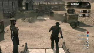 Red Dead Redemption - What About Hand Grenades? Achievement Guide