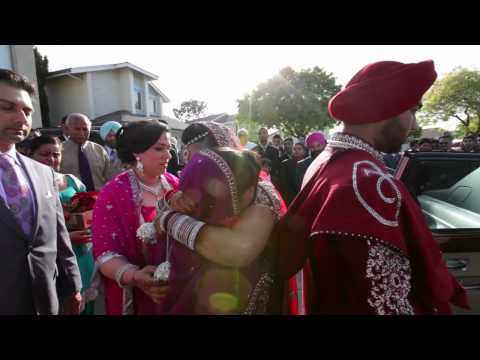 Sikh Wedding Video