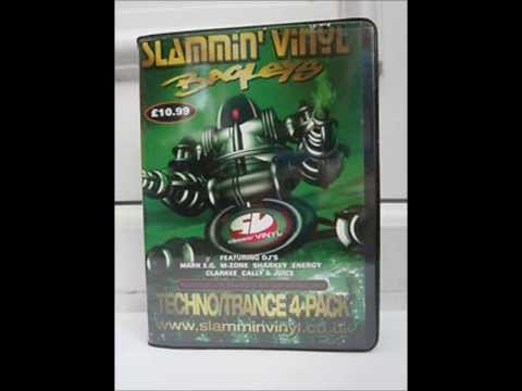 Mark E.G.@Slammin' Vinyl, Bagleys 3/9/99