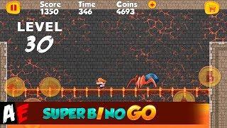Super Bino Go LEVEL 30