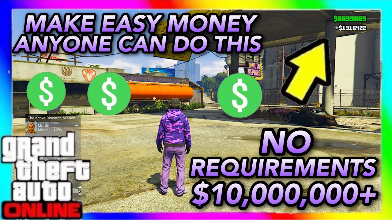 How to make money solo gta online 2020