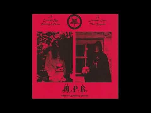 Moenen of Xezbeth (Belgium) - Forever Rotting Winter (EP) 2018