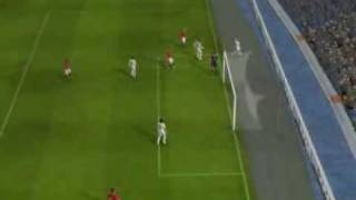 [PES2008] Full Match Real Madrid - Manchester United