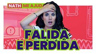 NATH ME AJUDA #40! ESPECIAL MULHERES FALIDAS E PERDIDAS! Fiquei em choque com a primeira pergunta...