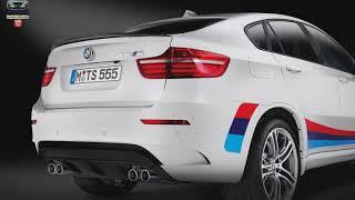 BMW X6 M Design Edition 2014 Videos