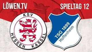 löwen.tv • KSV Hessen Kassel - TSG Hoffenheim II