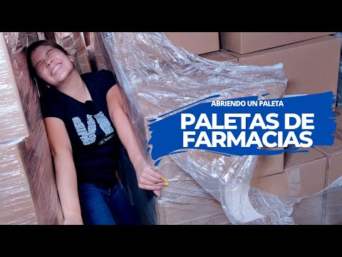 Unboxing: RA Drugstore Manifested Pallets (Spanish)