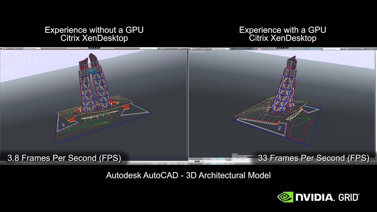 Citrix Virtual Apps and Desktops - Virtually Deliver 3D