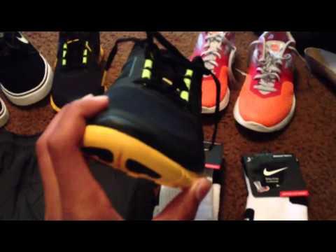 Nike employee store pickups 9-7-12