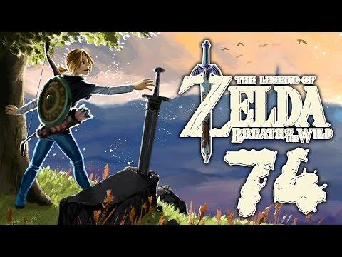 Let's Play Zelda Breath of the Wild [German][Blind][#74] - Verkleidet in Gerudo-Stadt!