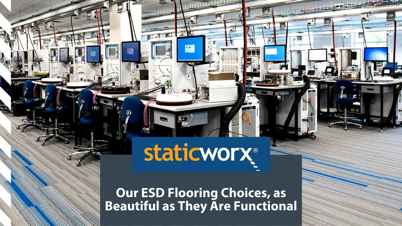 Standard of Care for Specifying ESD Flooring in Mission-Critical Spaces