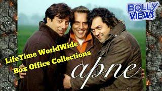 Video Sunny Deol APNE Bollywood Movie LifeTime WorldWide Box Office Collections download MP3, 3GP, MP4, WEBM, AVI, FLV Oktober 2017