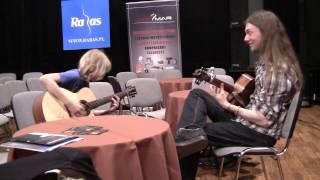 Mike Dawes & Janek Pentz Iron Maiden Improvisation
