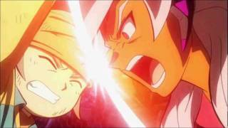 Inazuma Eleven - Death Break vs. Omega The Hand