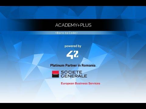 ACADEMY+Societe Generale European Business Services Zon@IT TVR