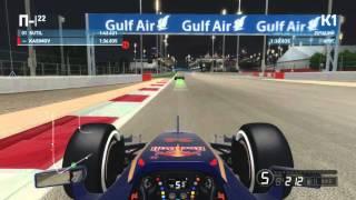 Прохождение F1 2014 - #6 Бахрейн Гонка
