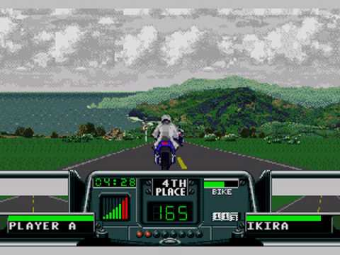 Road Rash 3 - Level 5 - United Kingdom