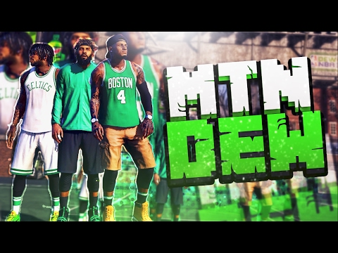 GREEN LIGHTS EVERYWHERE | BIG 3 CATCHING BODIES | ROAD TO LEGEND | NBA 2k17 MyPark