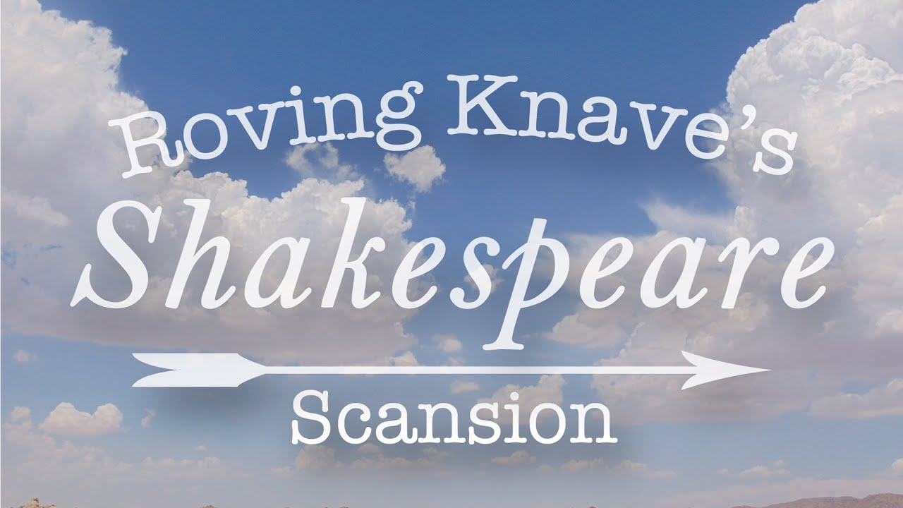 Scansion Basics