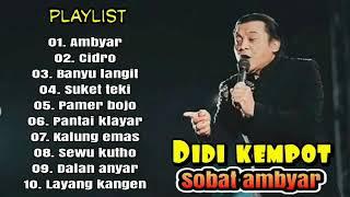 Download MENGENANG ALM  DIDI KEMPOT   SOBAT AMBYAR FULL ALBUM