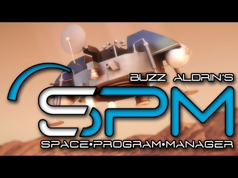 Buzz Aldrin's Space Program Manager [Gameplay]