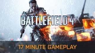 """Battlefield 4: Official 17 Minutes """"Fishing in Baku"""" Gameplay Reveal"""