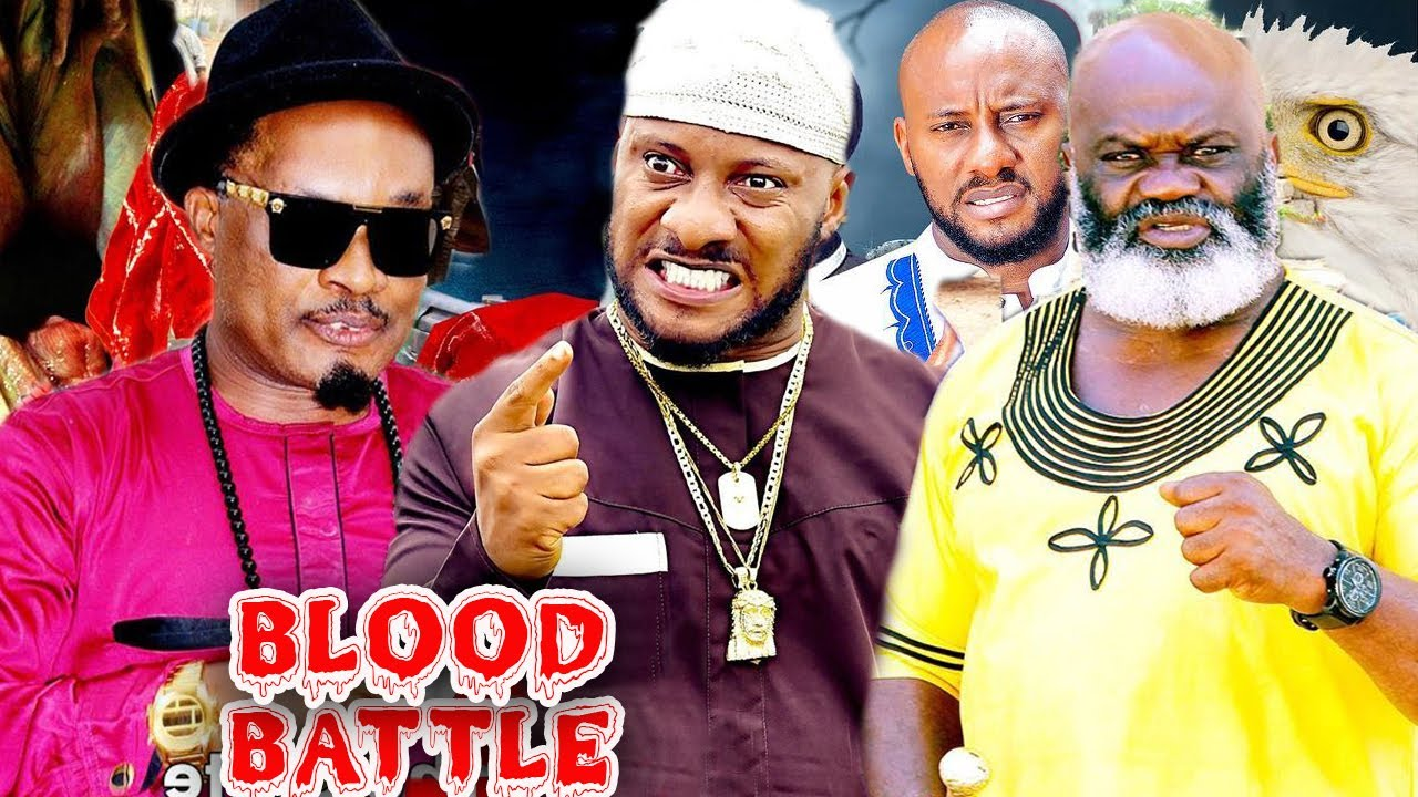 Download BLOOD BATTLE {NEW MOVIE} - YUL EDOCHIE|JERRY AMILO LATEST NIGERIAN NOLLYWOOD MOVIE